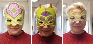 Masks for Carneval